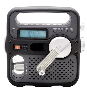 Eton Solar Emergency  Crank Radio 2
