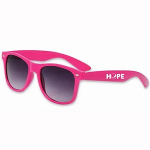 Deluxe Sunglasses - Awareness - Hope